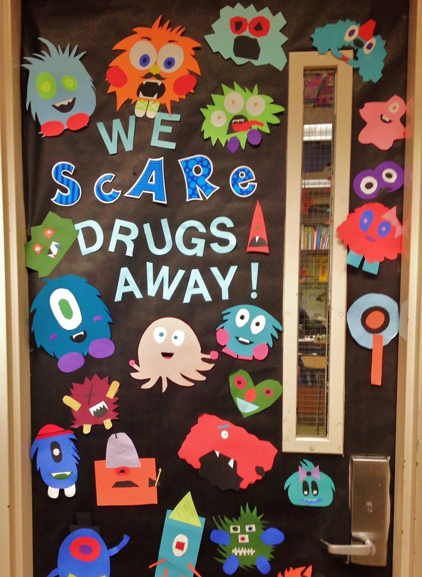 Community Takes A Stand Against Substance Abuse With Red Ribbon Week